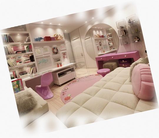 дизайн интерьера комнаты для девочки_dizajn_interera_komnaty_dlya_devochki