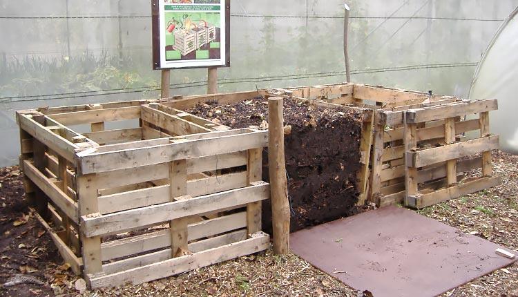 Оригинальная компостная яма своими руками 52